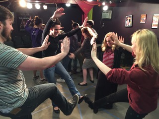 Tips from the World of Improv to Improve Your Presence as an Offsite Leader and Facilitator